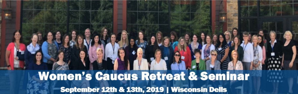 2019 WAJ Women's Caucus Retreat & Seminar - WAJ Calendar and